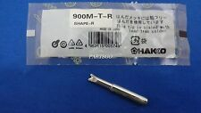 "1 x 900M-T-R  Soldering Tip  For Hakko Station 900M 703 Fx888 .2"" USA SELLER!"
