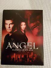 Angel Season One 1 DVD Box Set Joss Whedon David Boreanaz Vampires Like new