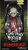 Living Dead Dolls ~ RED PINHEAD ACTION FIGURE ~ Mezco LDD Exclusive
