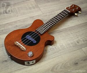 PIGNOSE PGU 200 MH — UKULELE WITH BUILT-IN AMP AND SPEAKER — FREE UK SHIPPING