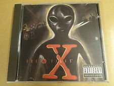SOUNDTRACK CD / THE X FILES - SONGS IN THE KEY OF X