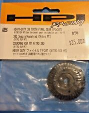 HPI Part #A856 - HEAVY-DUTY 38 TOOTH FINAL GEAR (P1x38T) for the Nitro 3SS/MT