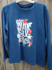 tee shirt manches longues QUIKSILVER 14 ans