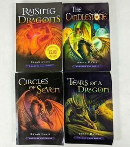 Dragons In Our Midst Series Book Set 1 2 3 4 By Bryan Davis