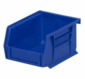 Akro-Mils 30210 AkroBins Plastic Storage Bin Hanging Stacking Containers 5-In...
