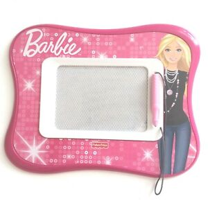 Toy Girl's Magnetic Drawing Board Barbie by Fisher-Price