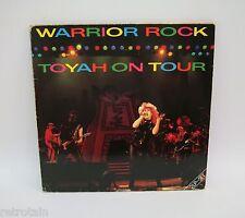 Toyah - Warrior Rock (Toyah On Tour) | Doppelalbum | Safari 1982 | VG / VG