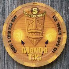 "New listing Hard Rock Las Vegas *Mondo Tiki* ""Uncirculated"""