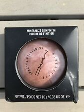 MAC Cosmetics Mineralize Skinfinish Natural Face Powder Light Flush