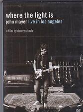 John Mayer-Where The Light Is Music DVD