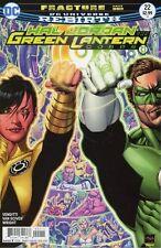 Hal Jordan And The Green Lantern Corps #22 DC Comics 2017 DCU Rebirth
