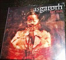 CD METAL ASGAROTH - RED SHIFT (2001/2002) DIGIPACK NEUF ESPAGNE