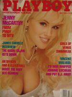 Playboy July 1996 | Jenny McCarthy Angel Boris     #1055