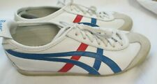 Asics Onitsuka Tiger, HL202,1, Red White Blue Mexico 66, us size 8 euro 41.5