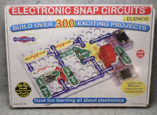 ELENCO SC-300 Electronic Snap Circuits 300-IN-1  Complete Excellent (Shelf 2)