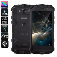 Doogee S60 Smartphone Android 7.0 6gb 64gb Ricarica Wireless Qi Octa Core 1080p