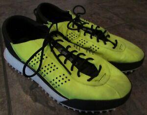 Alexander Wang Adidas Hike Low Shoes Glow Orange Size 12.5 #AC6840