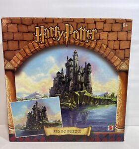 NIB Factory Sealed - 2001 Harry Potter Hogwarts Castle 550 piece Jigsaw Puzzle