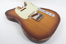 MJT Official Custom Vintage Age Nitro Guitar Body By Mark Jenny VTT Honey Burst