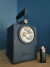 Vintage Antique Wonder Railroad Lantern Flashlight