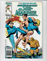 SAGA OF THE SUB-MARINER #7 MAY 1989 MARVEL COMIC.#117786D*1