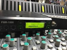 Telex  FMR-1000 Wireless Receiver- Mic Microphone, Comm, Talkback Etc