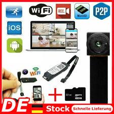 1080P Mini HD WIFI Kamera versteckt Überwachungskamera Spion Spycam Video DE