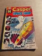 Casper  Space Ship 1  . Harvey  Comics  1972 - FN - minus