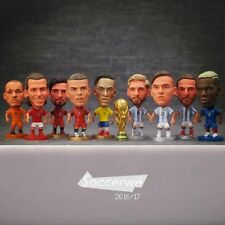 """2016/18 Type Soccer National team Player Figure Dolls 2.5"""" Action Figurine"""