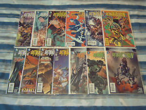 BATMAN AND ROBIN ETERNAL 1-26 COMPLETE COMIC BOOK LOT