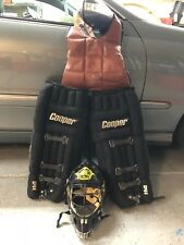 Goalie Pads for kid