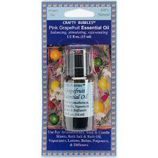 Essential Oil .5oz  (15ml) -  Pink Grapefruit - MADE IN USA