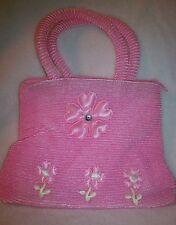 Little Girls First Pretty Pink Purse
