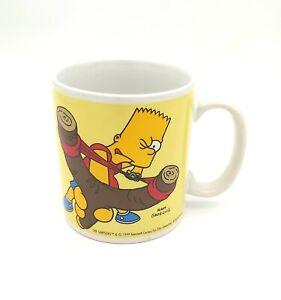 "The Simpsons - Bart ""In your Face"" / Mug / Tasse / Kaffeebecher /"