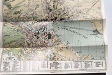 23220 viaje folleto ciudad plan lucerna para 1925