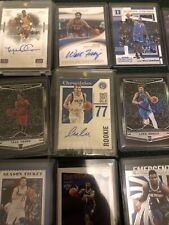 🔥HUGE PREMIUM PATCH AUTO  JERSEY ROOKIE INSERT SPORTS CARD COLLECTION LOT🔥
