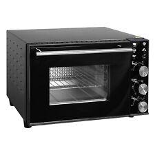 Minibackofen Back- und Toastofen Pizzaofen Innenlicht Umluft 30L 0001KX