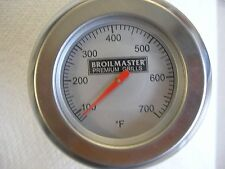 Broilmaster Gas Grill Heat Indicator Tempeture Gauge Fits All Models DPP119 New