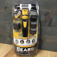 Wahl Sport Rechargeable Beard Trimmer 9953-200 Durable Precision Blades. S14