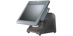 """NCR RealPOS Touchscreen POS Terminal 70XRT Model 7403 w/ 15"""" Display, Windows"""