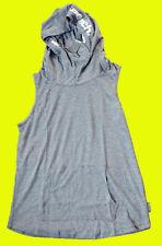 BENCH Mädchen Damen Kapuzen Shirt Sommer ärmellos Gr. 176/182 XS S M NEU