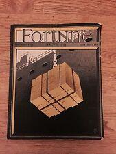 VINTAGE FORTUNE MAGAZINE ISSUE JUNE 1933