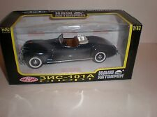 Russian racing car ZIS-101A open top 1938 dark  blue / Nash avtoprom