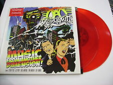 AEROSMITH - MUSIC FROM ANOTHER DIMENSION - 2LP RED VINYL NEW UNPLAYED 2012