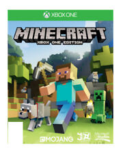 Microsoft Xbox One Edition Minecraft Console Game