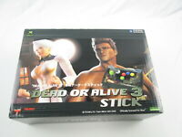 Dead or Alive 3 Stick Controller with box Xbox Japan Ver Hori