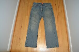 Boss Mens Button Fly Jeans