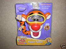 New Disney My Friends Tigger & Pooh Tigger Talker