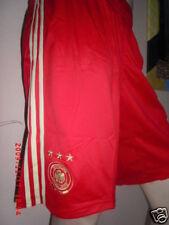 Adidas DFB Deutschland 3 Sterne Shorts Gr 164rot/gold/s