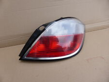 GENUINE VAUXHALL ASTRA H O/S DRIVERS SIDE REAR LIGHT / LAMP TO FIT 2004 TO 2006
